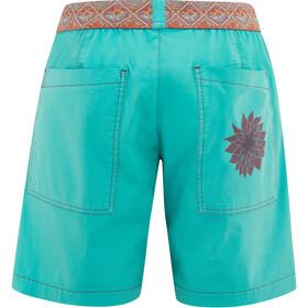Red Chili Tarao - Shorts Femme - turquoise